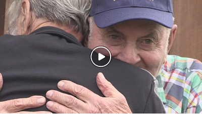 brothers reunited after 80 years