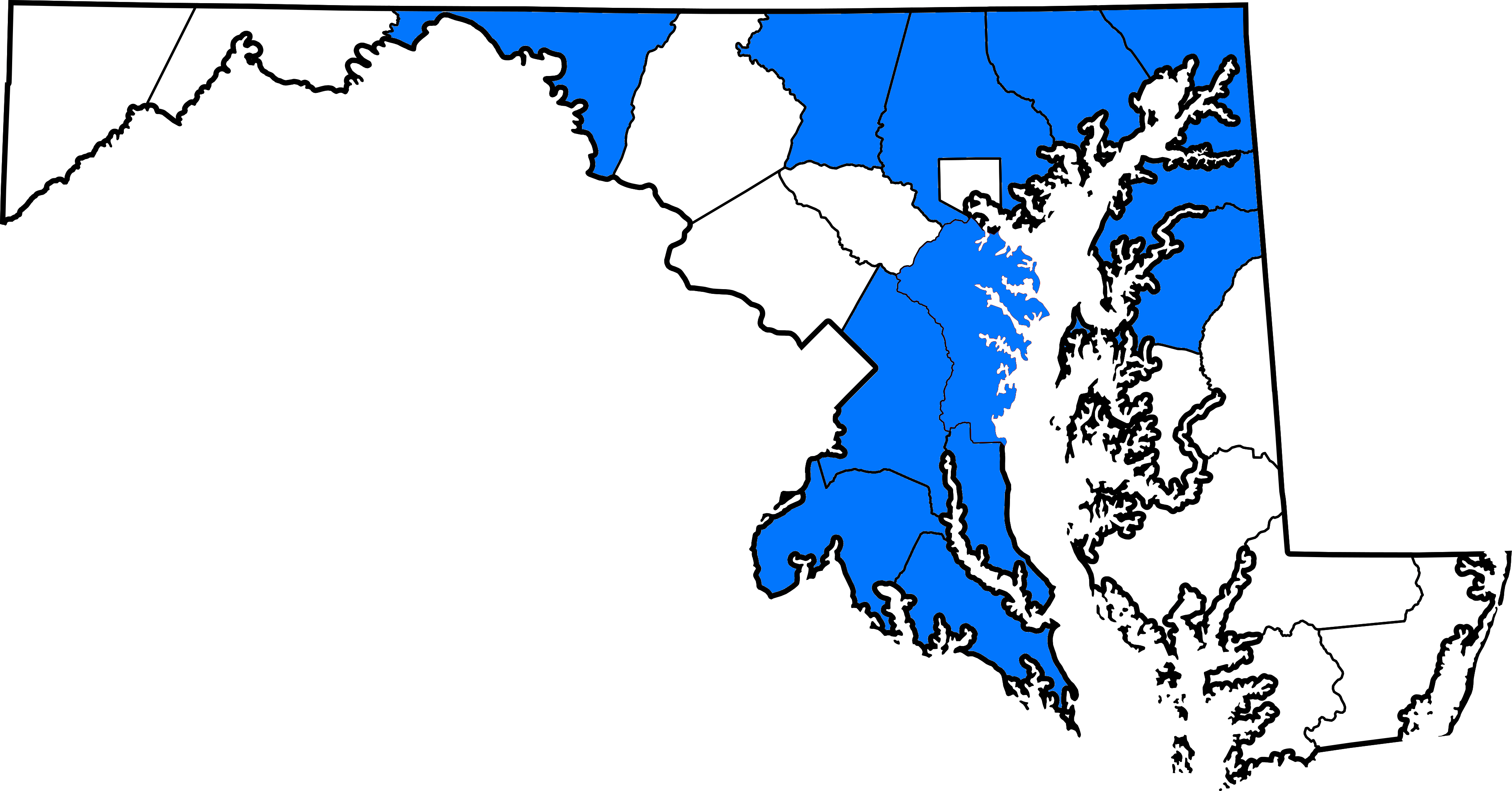 new county map